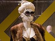 """В преддверии """"Оскара"""" в Лос-Анджелесе выставили костюмы героев фильмов-номинантов"""
