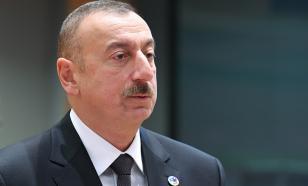 Алиев обвинил Армению в военных преступлениях
