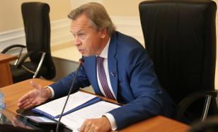 "Пушков напомнил журналисту BBC про ""экспансию НАТО"""