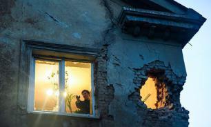 Армия Украины обстреляла Горловку из тяжелых орудий
