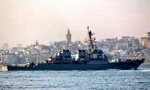 Взглянуть на Крымский мост: в Черное море вошел эсминец Carney