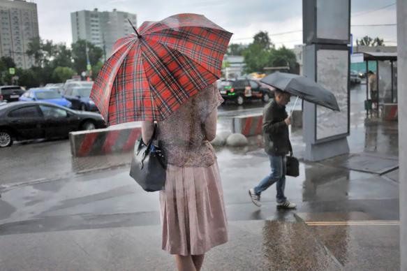 Синоптики предупредили о похолодании в Москве в конце августа