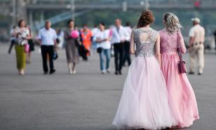 Выпускные балы пройдут в 12 регионах России