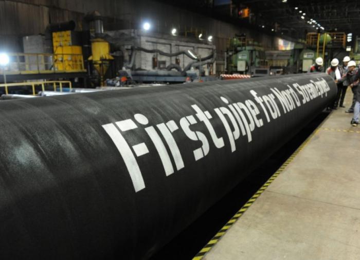 Строительство СП-2 завершено, начинаются работы по заполнению газопровода