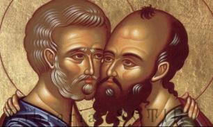 Петр и Павел: рыбак и интеллигент