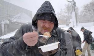 Исследование: россияне тратят треть своих доходов на еду
