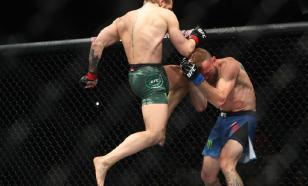 Олейник отреагировал на отмену боя в UFC