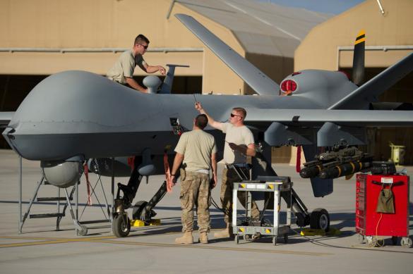Как американские инженеры удаленно починили боевой самолет