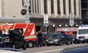 Заложников в Киеве захватил гражданин Узбекистана