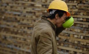 Отток мигрантов привёл к трудностям на стройках Москвы