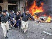 Смертник взорвал полицейский участок в Пакистане, четверо погибших