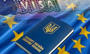 Украинский ультиматум Европе: Отмените визы, иначе обидимся!