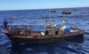 Сотрудники ФСБ опять задержали группу северокроейских браконьеров