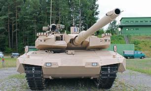 У сирийских террористов появились современные немецкие танки