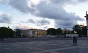 Вечером 31 декабря в Санкт-Петербурге станет слегка морозно