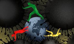 Коронавирус высветил глобальную ложь