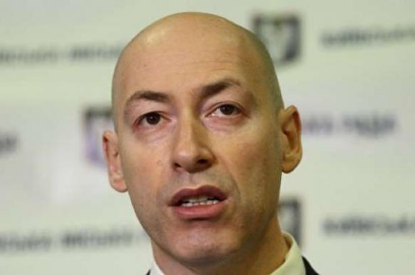 Гордон посоветовал Зеленскому отказаться от Донбасса
