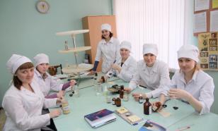 В колледжах Москвы очень популярны медицинские специальности