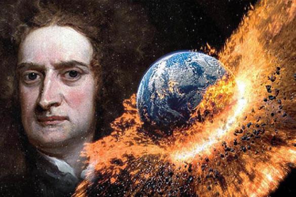 Ньютон пытался высчитать дату Апокалипсиса