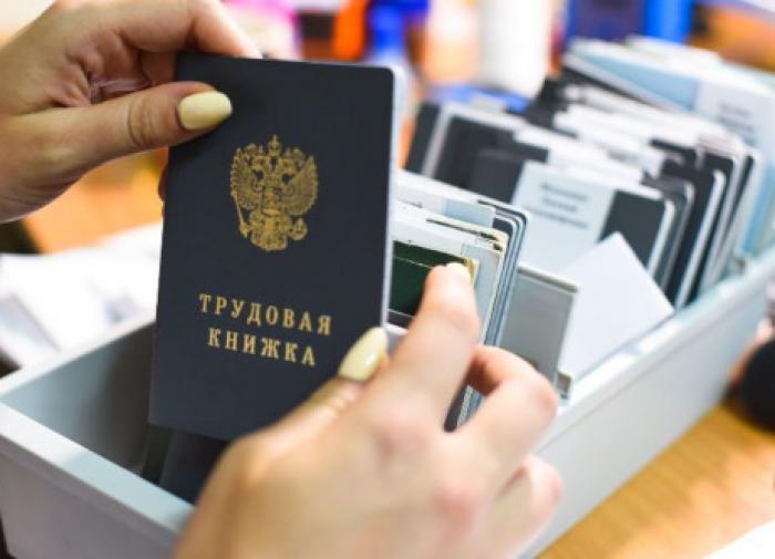 В России могут появиться трудовые книжки нового образца