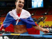Елена Исинбаева стала мэром Олимпийской деревни