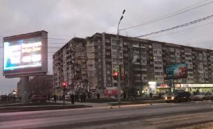 В Ижевске частично обрушился жилой девятиэтажный дом