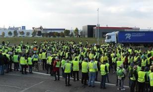 """Влияет ли Россия на протесты """"желтых жилетов"""" в Европе"""