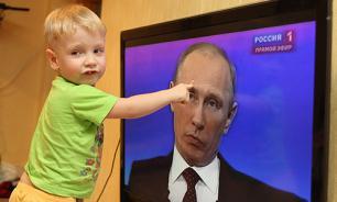 """Путин заявил, что 3 ребенка в семье это """"нормально и правильно"""""""