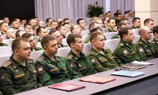 """Три научных роты Космических войск созданы в технополисе """"Эра"""" в Анапе"""