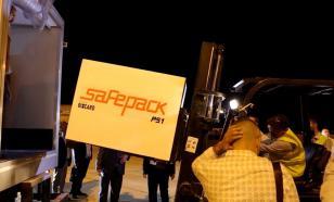 Российские военные доставили в Сирию четверть миллиона доз Sputnik Light