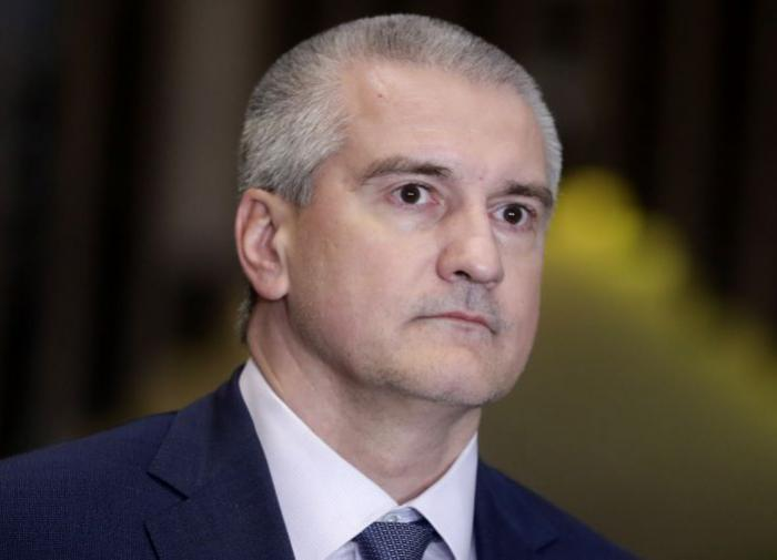 Глава Крыма Аксёнов: Украина  это террористическое государство