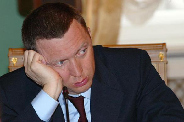 СМИ: Дерипаска попал под санкции из-за оговорки американского министра