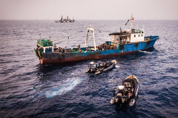В США предупредили: китайские рыбаки могут спровоцировать военный конфликт