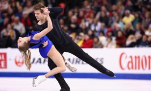Фигуристы Синицина  и Кацалапов стали вторыми в произвольном танце на командном ЧМ
