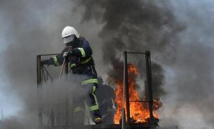 22 человека пострадали от пожара в Одессе
