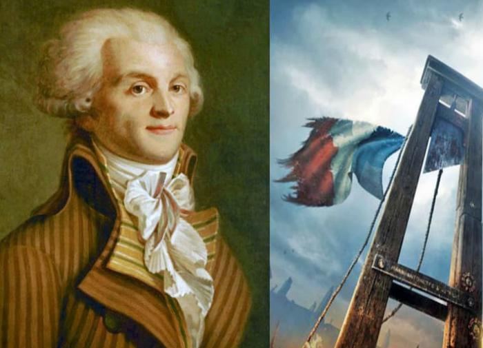 Робеспьер: становление революционера и негодяя