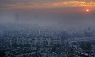 Сирийская армия закрыла воздушное пространство над Идлибом