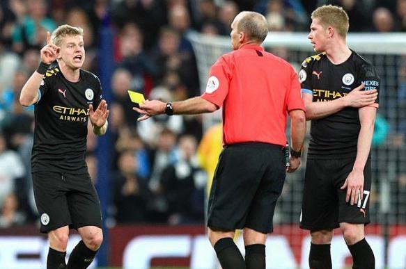Зинченко и другие футболисты не верят в рестарт чемпионата Англии