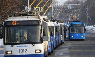Троллейбус насмерть сбил молодого человека в Иркутске