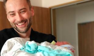 Дмитрий Шепелев  рассказал, как стал дважды отцом