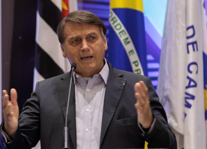 Президента Бразилии оштрафовали на миллион долларов за сексистские высказывания