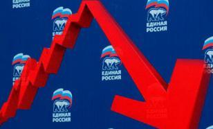 """Социологи: половина избирателей страны против """"Единой России""""?"""