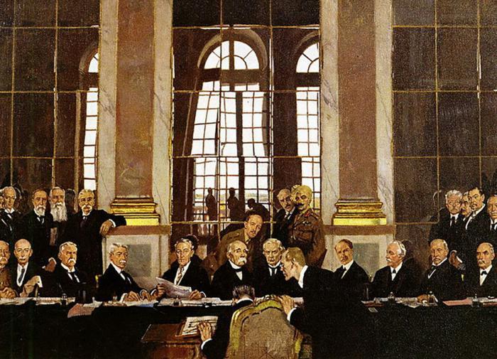 Как Версальский договор из мирного стал запалом новой войны