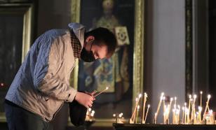 Отец Александр: нельзя самоизолироваться от Бога