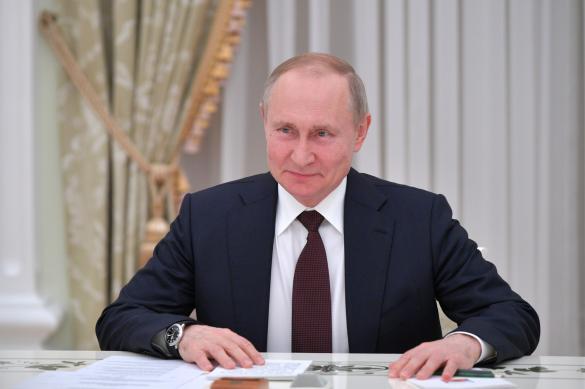 Путин проведет совещание по выходу из режима самоизоляции