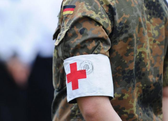 Бундесвер и пандемия — как армия помогает Германии