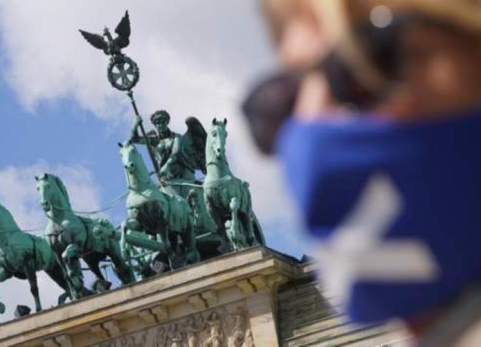 """Германия предложила принимать у себя на лечение """"чужих"""" COVID-пациентов"""