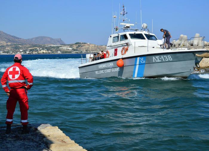 Греческий экс-министр найден мёртвым на берегу моря