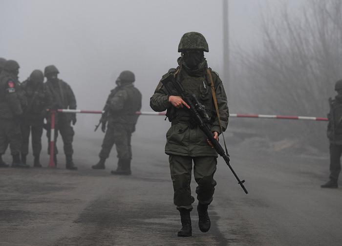 Украина готовится вернуть ЛДНР силой