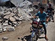 Сирия: эпицентр боев сместился в Алеппо